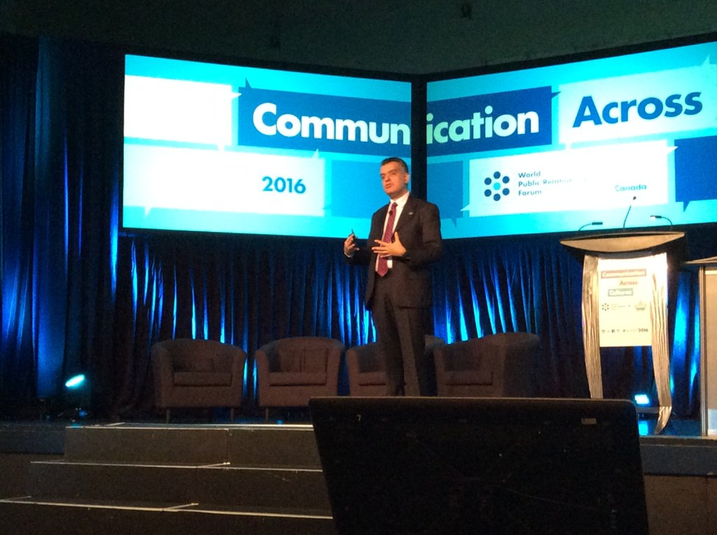 Vale: 'A Communication Strategy Builds Culture'
