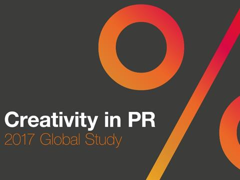 The War For Ideas: Five Years Of The Creativity in PR Study