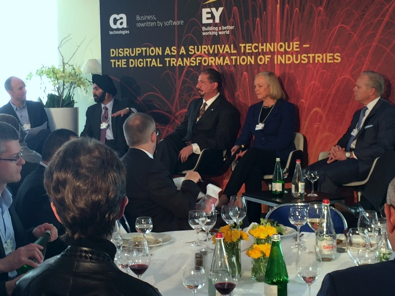 Davos: How Do CEOs Overcome Internal Resistance To Innovation?