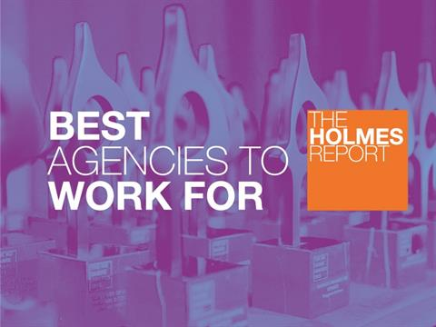 Holmes Report Opens Best Agencies To Work For in North America, EMEA