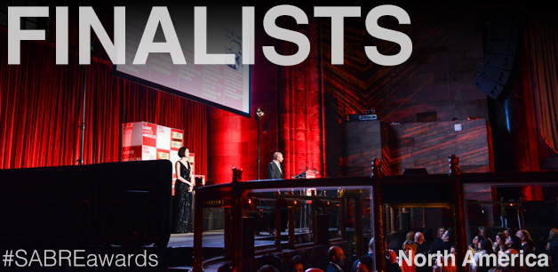 SABRE Awards North America 2018 Finalists | Holmes Report